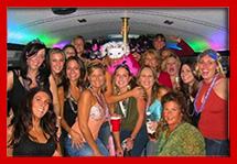Garland TX Party Buses